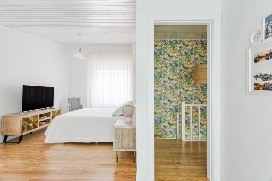 fotografía de interiores, decoración, alm construcciones, marina y javier, dormitorio