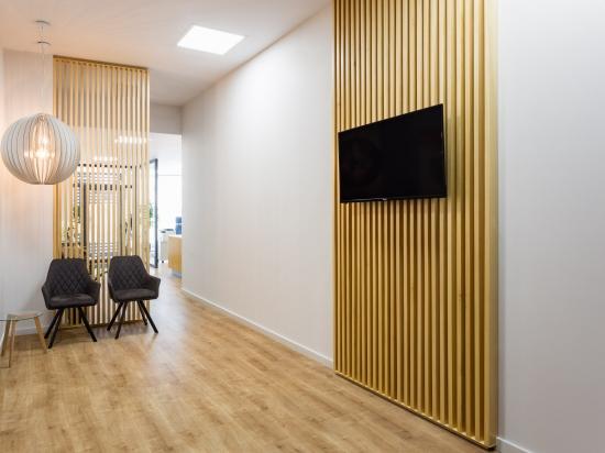 fotografia de interiores, clinica dental, code, encaixe arquitectura