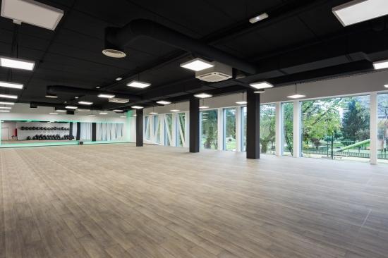 Sala multiusos Be One Campolongo Pontevedra