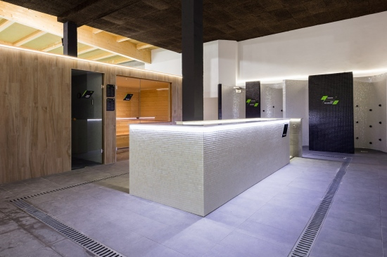 Sauna Be One Campolongo Pontevedra