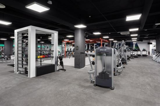 Sala Fitness Be One Campolongo Pontevedra