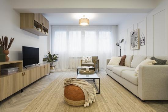 salon-comedor, japandi, espacio concept, jose chas fotografia, interiorismo