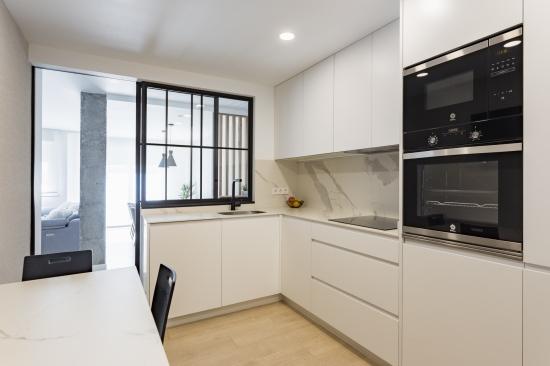 cocina, nórdico, espacio concept, jose chas fotografia, interiorismo