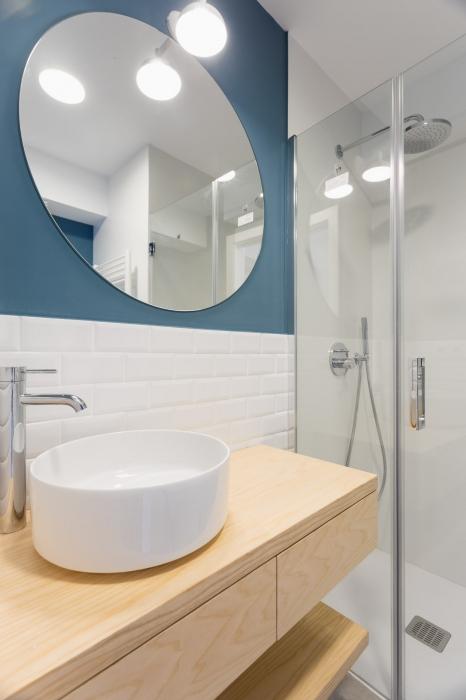 fotografía de interiores, aseo, altadi, castroferro arquitectos
