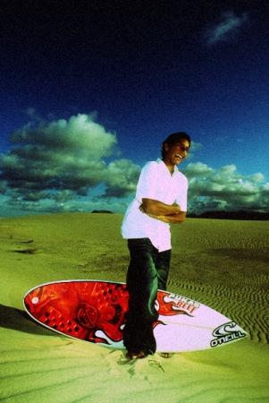 Hector Menéndez. Corralejo. Fuerteventura