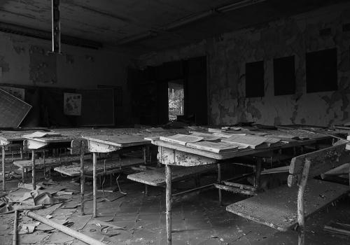 Chernobyl la ciudad de la esperanza