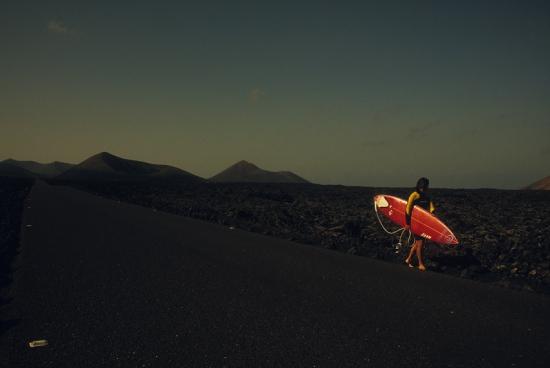 Extitxu Extremo. Timanfaya. Lanzarote