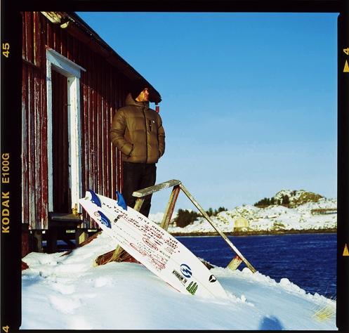 Benjamin Sanchis. Islas Lofoten. Noruega