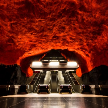 Stockholm T-bana