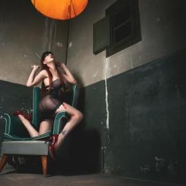 women artist position