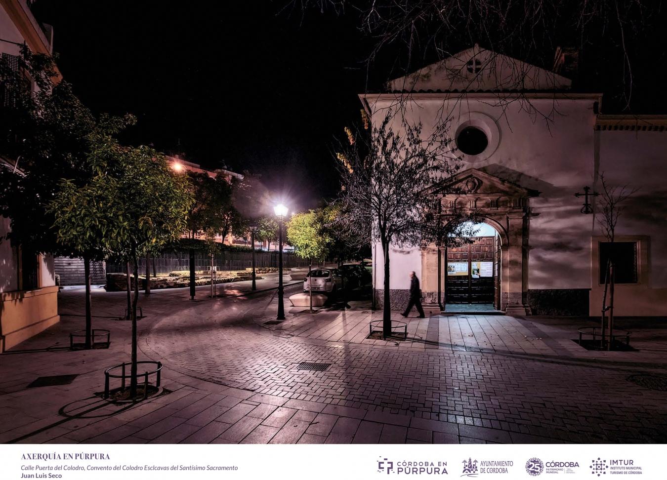 Axerquía en Púrpura - Juan Luis Secø, Fotografia