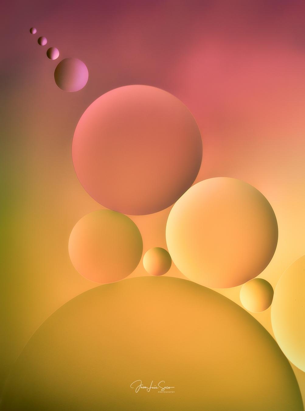 Abstractos - Juan Luis Secø, Fotografia