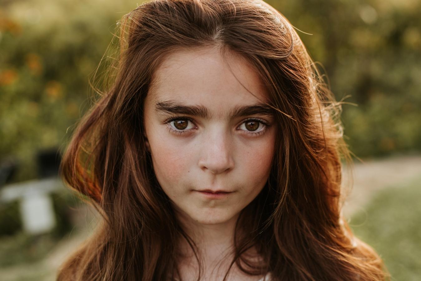 Portfolio - La niña del hoyuelo, Fotografia