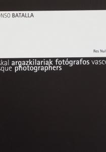 Alfonso Batalla-Fotógrafos vascos