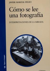 Como se lee una fotografía- Javier Marzal