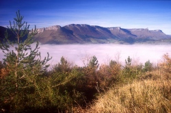 report: Orduña (Bizkaia) - Title: Sea of clouds