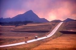 reportaje Canada - título: Parques Nacionales de Las Rocosas