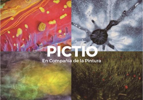 Catálogo exposición PICTIO del colectivo PortfolioNatural