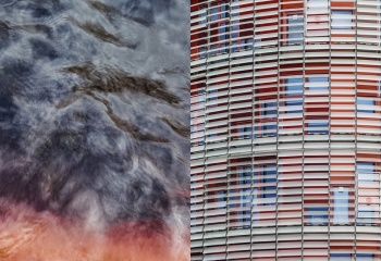 Agbar fotografias de Lara Bisbe perteneciente a la serie Universos