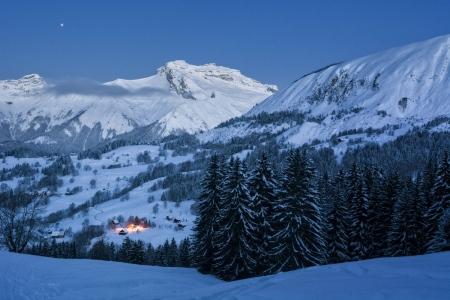 Fuego en la nieve