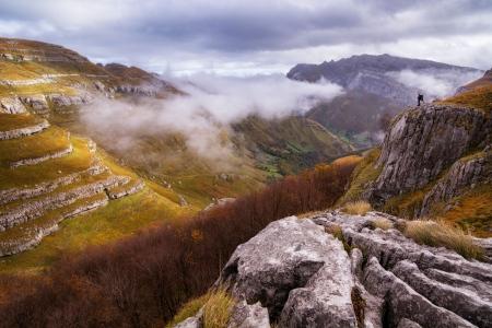 En los confines del Asón, Cantabria.