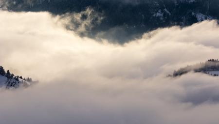 Olas de fuego, Alpes.