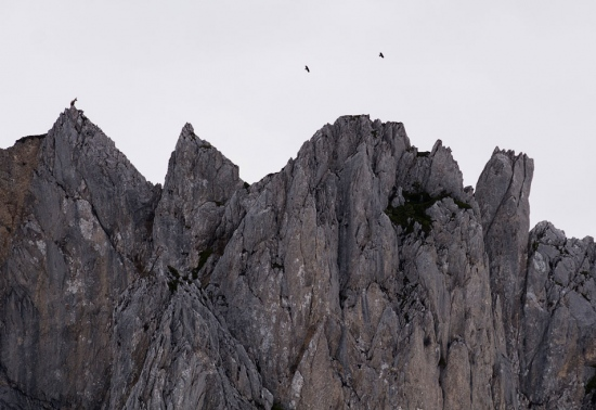 mundos de roca, Pirineos.