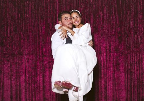 Lidia & Jaime Photocall