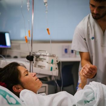 Fotografia de part a hospital de Barcelona-Mireia Navarro Fotografia