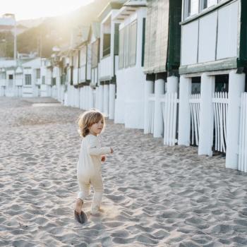 Fotografía familiar en la playa- Barcelona-Mireia Navarro Fotografía