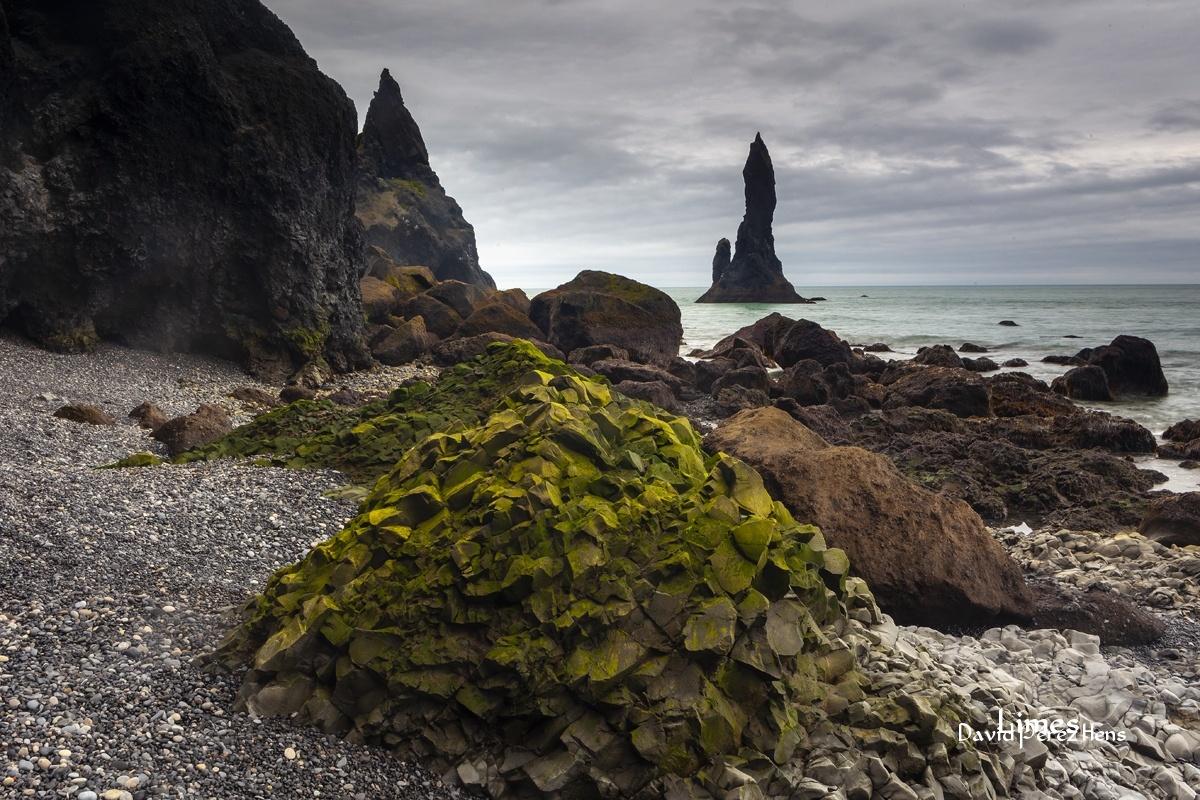 Playa de Vik - Islandia. - Limes , David Pérez Hens