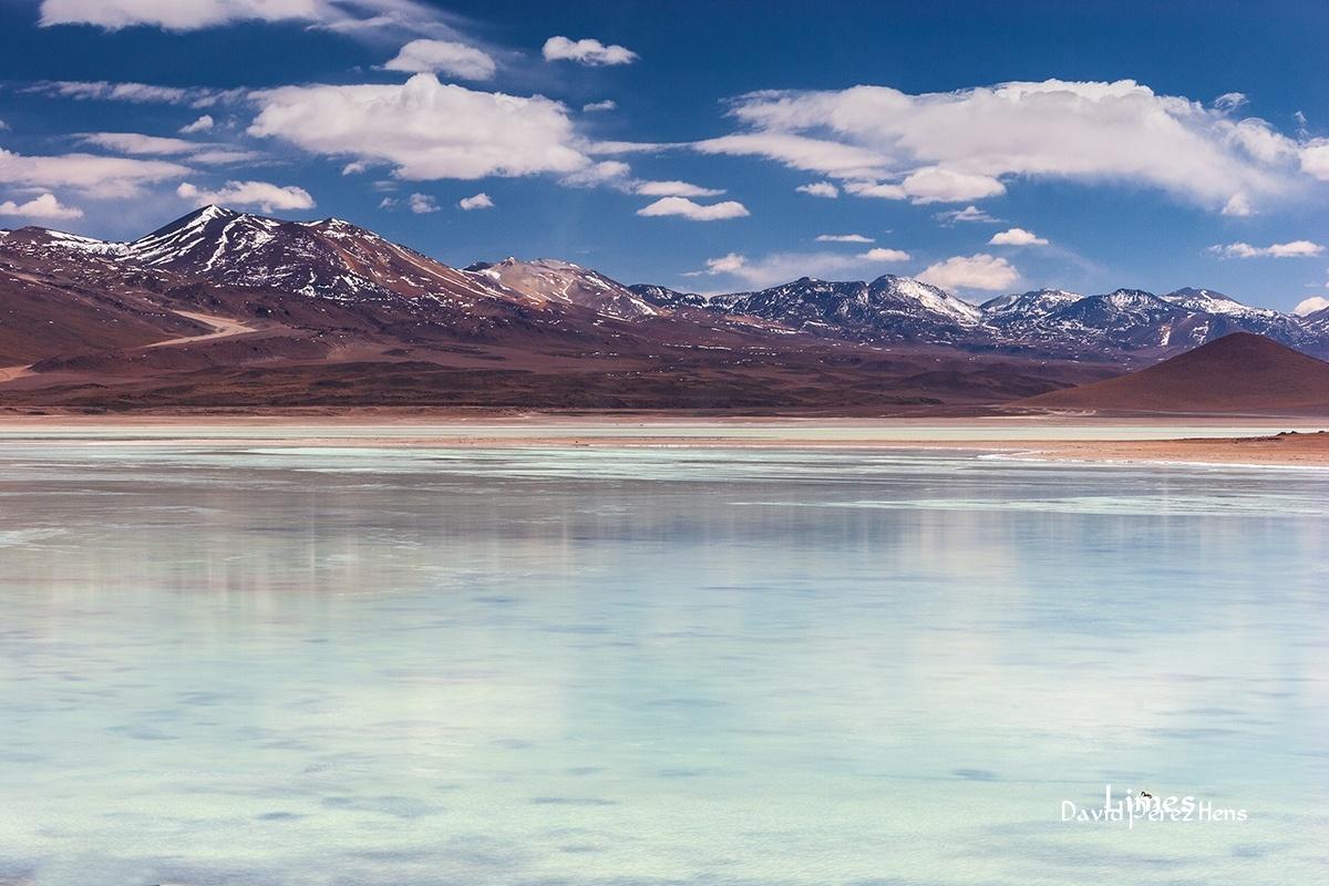 Laguna Blanca - Bolivia - Limes , David Pérez Hens
