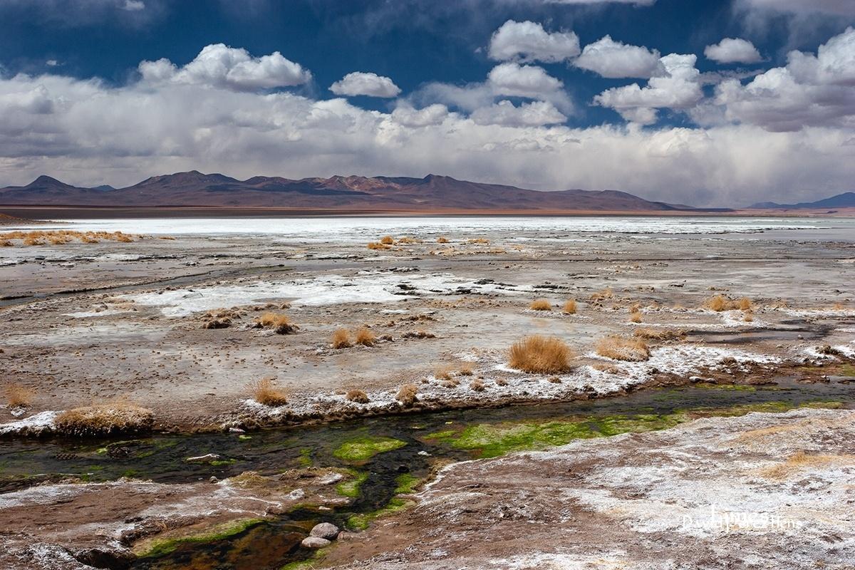 Termas de Polques - Bolivia - Limes , David Pérez Hens