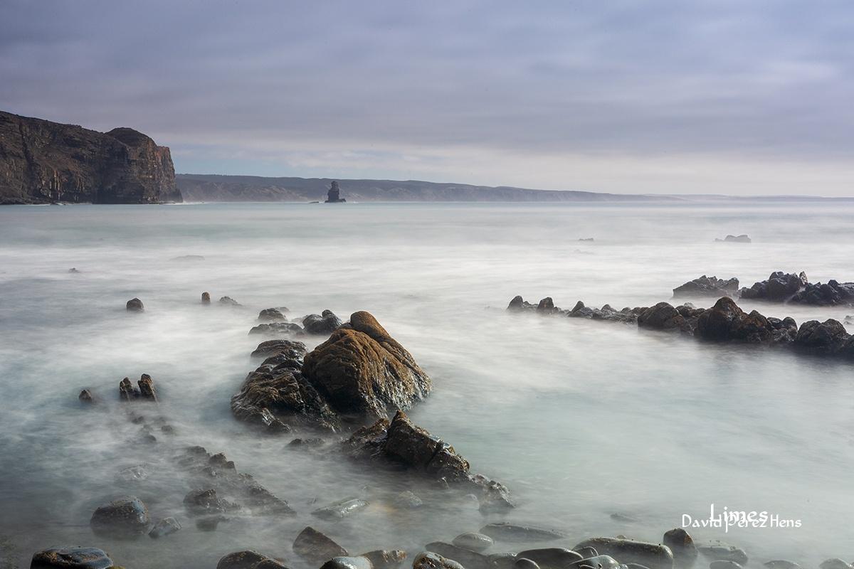 Baja mar - Portugal. - Limes , David Pérez Hens