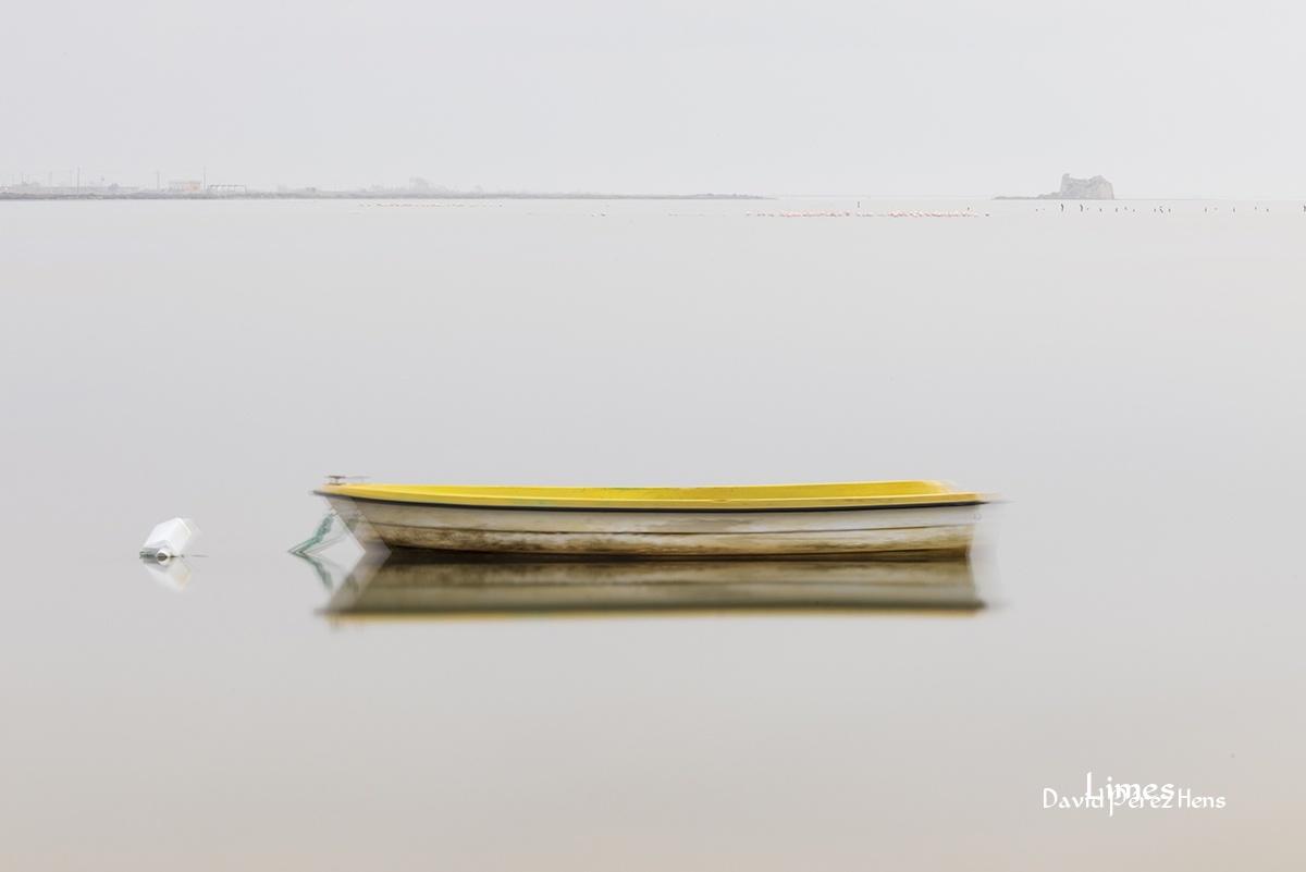 Un toque de color, Delta del Ebro - Paisajes deltaicos y humedales.  - Limes , David Pérez Hens