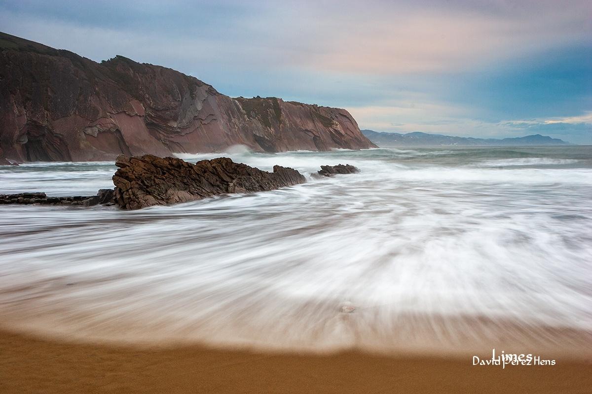 Playa Itzurun, Zumaia - Costa Cantábrica - Limes , David Pérez Hens