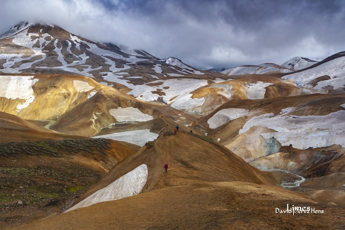 Kerlingarfjöll - Islandia. - Limes , David Pérez Hens