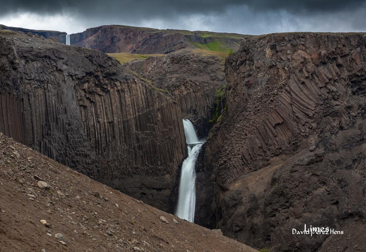 Lítlanesfoss - Islandia. - Limes , David Pérez Hens