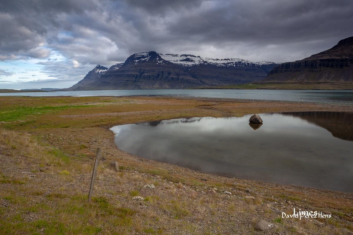 Fiordo del este - Islandia. - Limes , David Pérez Hens