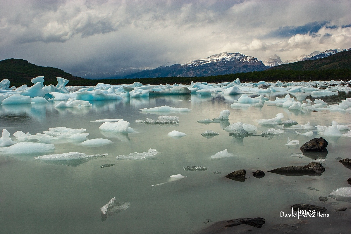 Bahía Onelli, P.N. Los Glaciares - Argentina - Limes , David Pérez Hens
