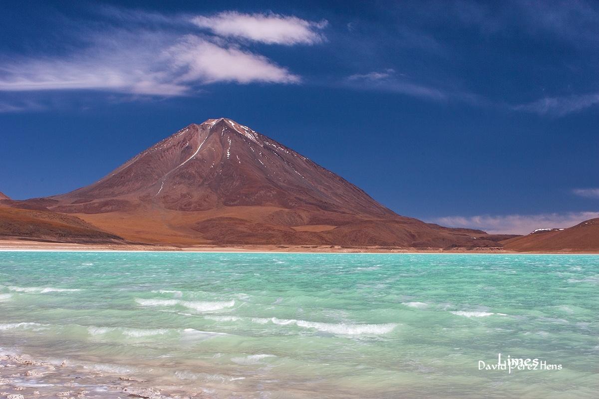 Laguna Verde-Volcán Likancabur - Bolivia - Limes , David Pérez Hens