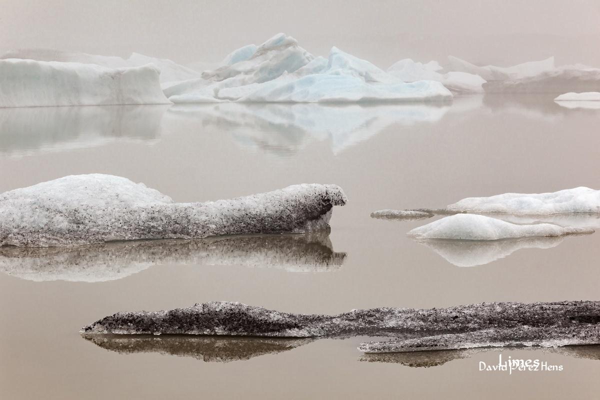 Glaciares - Islandia. - Limes , David Pérez Hens