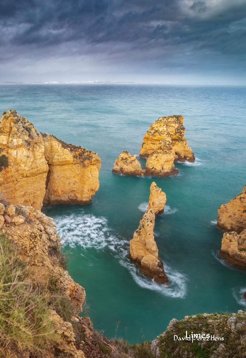 Ponta da Piedade - Portugal. - Limes , David Pérez Hens