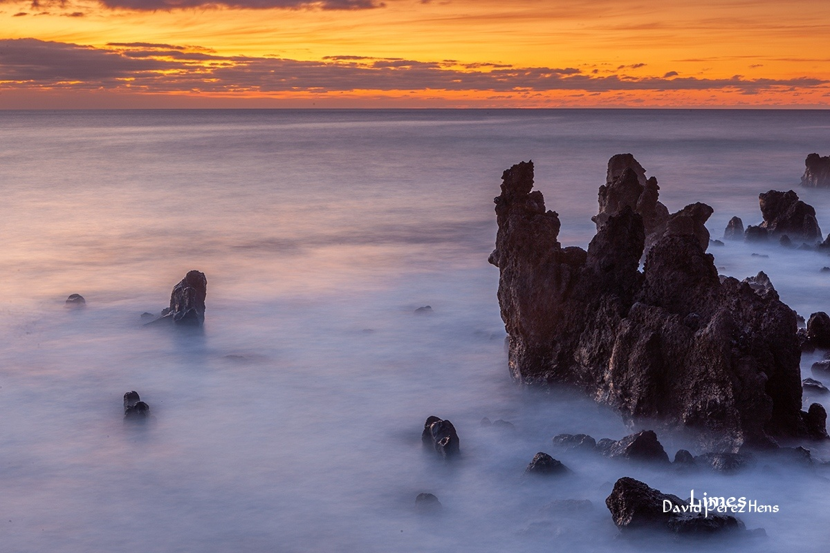 Los hervideros, Lanzarote - Costa atlántica - Limes , David Pérez Hens