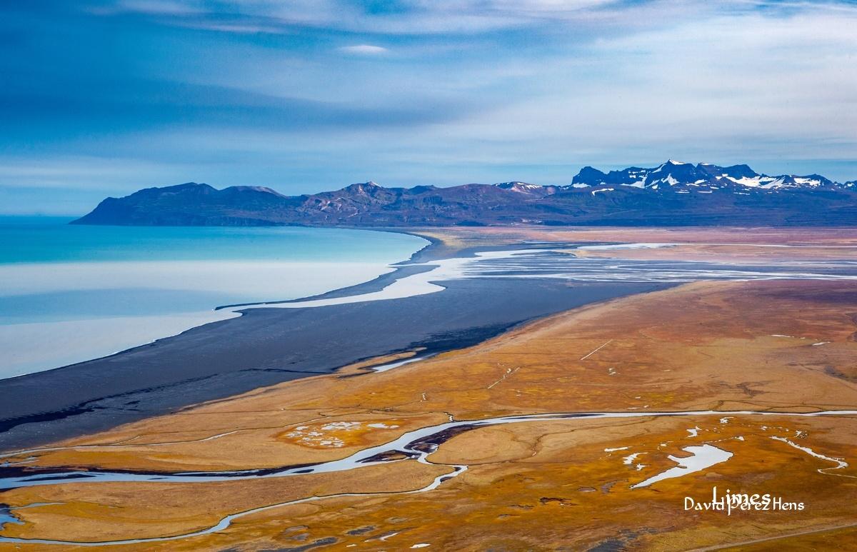Sandar, fiordos del norte - Islandia. - Limes , David Pérez Hens