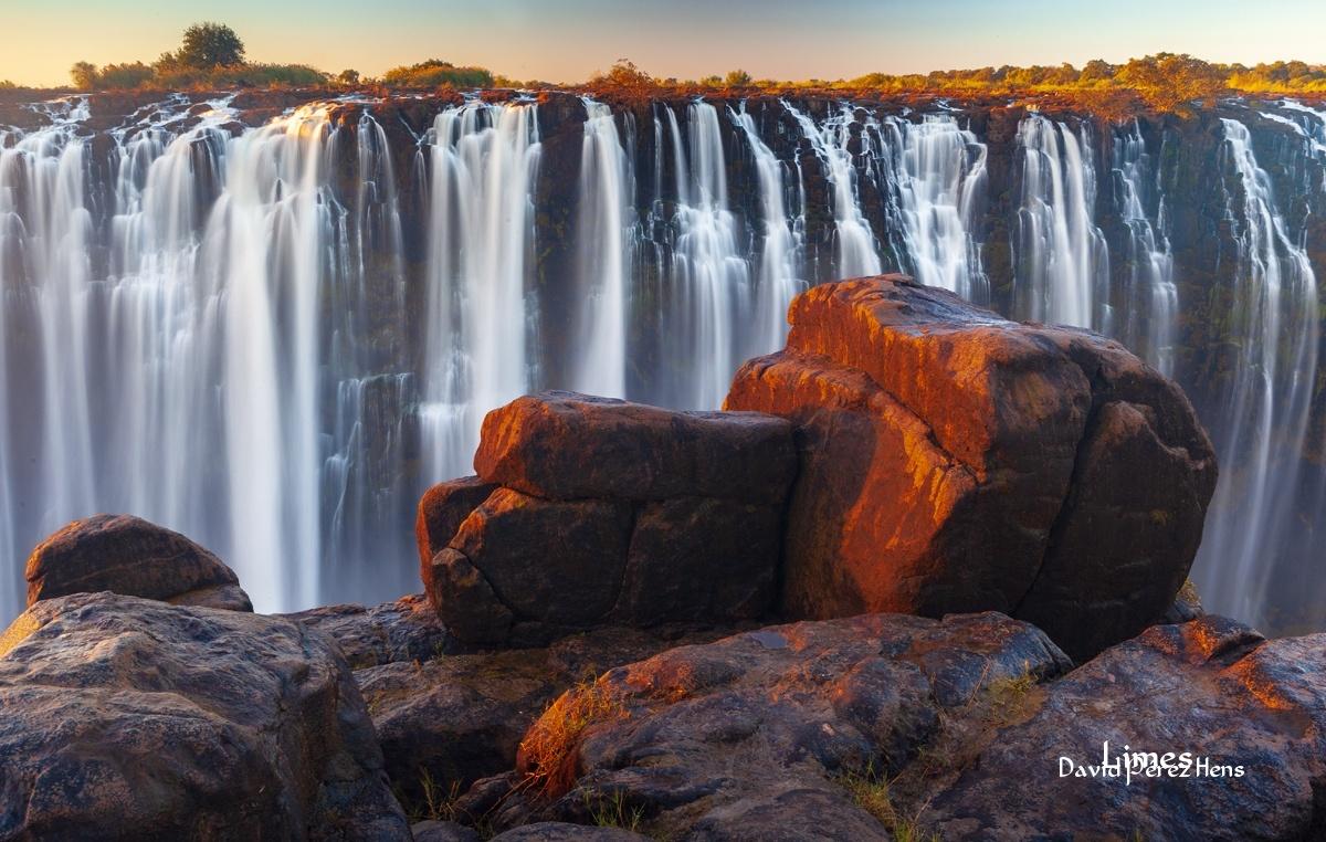Cataratas Victoria - Sudáfrica-Namibia-Botsuana-Zimbabwe - Limes , David Pérez Hens