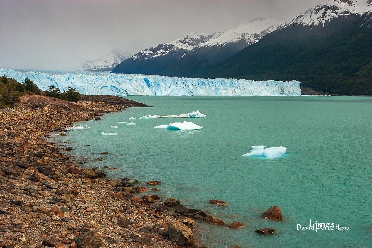 Glaciar P. Moreno - Argentina - Limes , David Pérez Hens