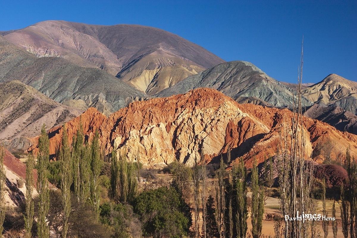 Siete colores, Purmamarca - Argentina - Limes , David Pérez Hens