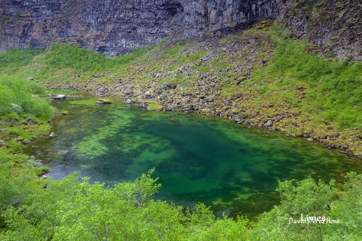 Eyjan - Islandia. - Limes , David Pérez Hens