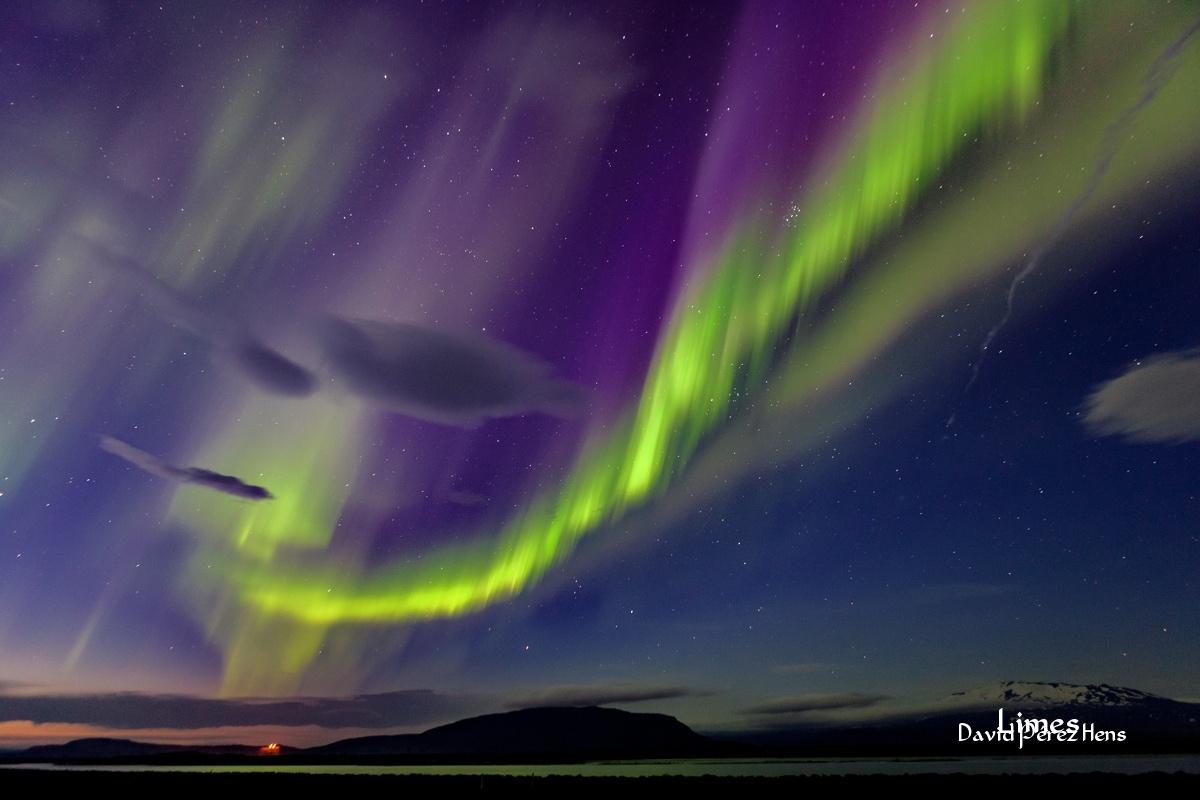 Fábrica de sueños - Islandia. - Limes , David Pérez Hens